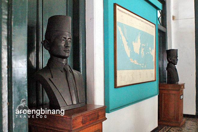 muhammad yamin museum sumpah pemuda jakarta