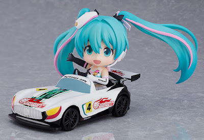 Nendoroid Racing Miku 2019 Ver. - Good Smile Company