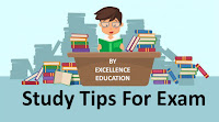 Study Tips for Exam Study Tips for Exam