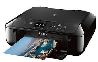 Canon PIXMA MG5540 Driver Téléchargement Gratuit