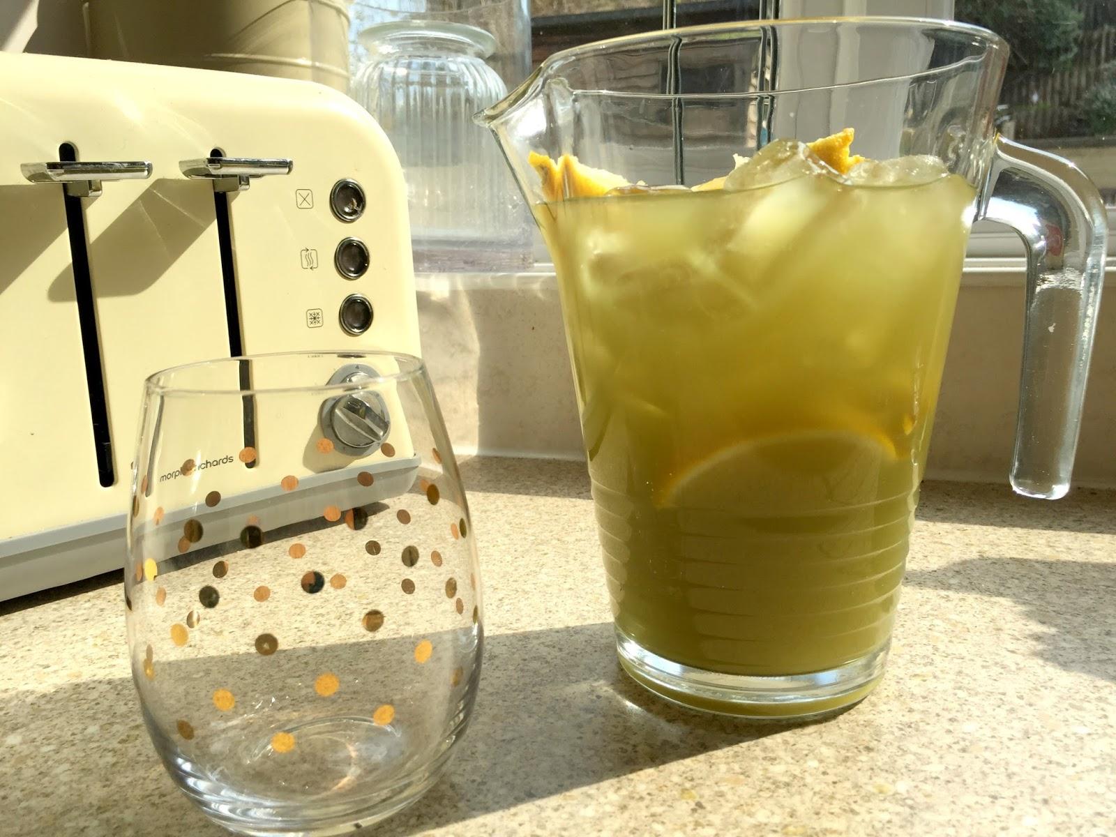 Teaforia Citrus Zen tea