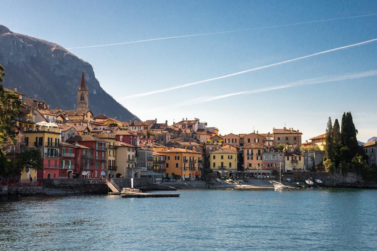 В Италию с ребёнком: озеро Комо - Life of A