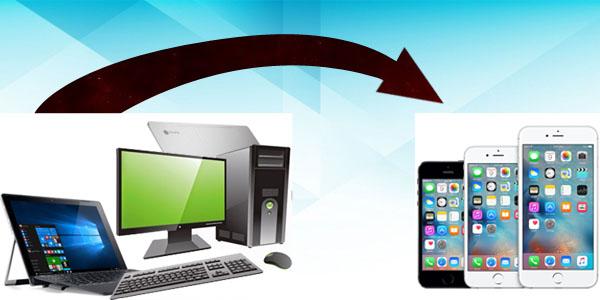 3 Cara Memindahkan File dari PC atau Laptop ke iPhone, iPad dan iPod