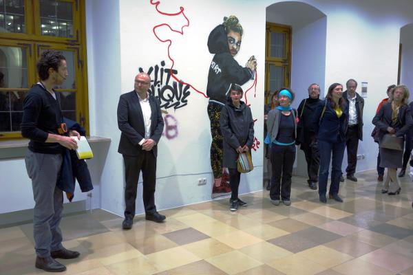Comic Event in Linz Austria