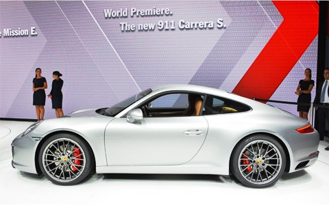 2017 Porsche 911 Review and Release Date