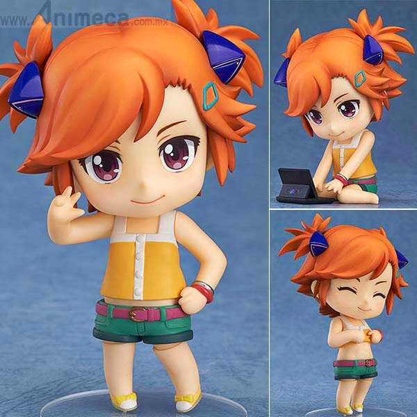 AKARI YOMATSURI NENDOROID FIGURE Captain Earth Good Smile Company