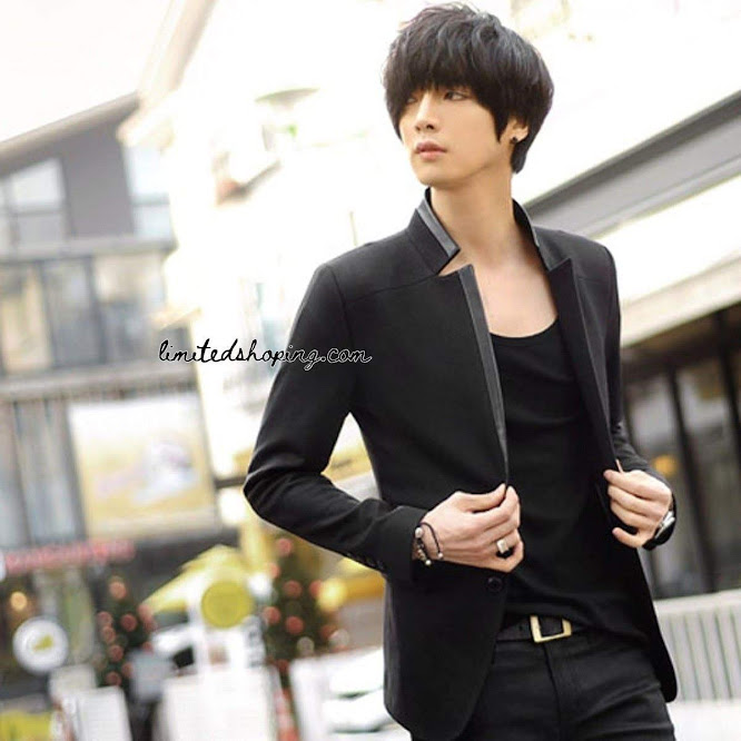 limited shoping sk33 skinny fit blazer