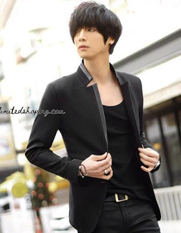 limited shoping sk33 skinny fit blazer
