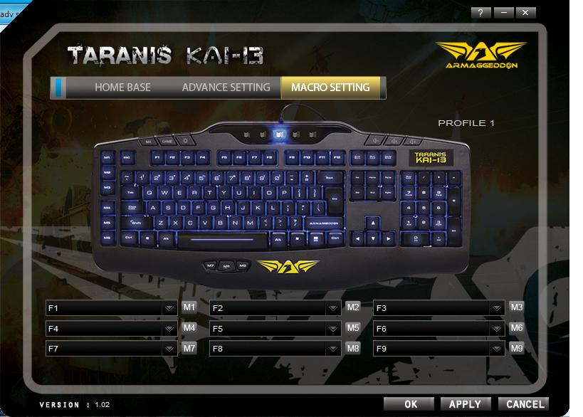 Unboxing & Review: Armaggeddon Taranis Kai-13 Gaming Keyboard 70