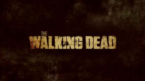 The Walking Dead Season 6 Title Text