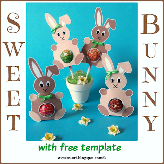 Sweet Bunny wesens-art.blogspot.com