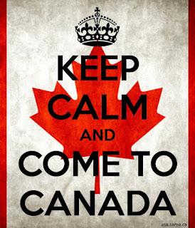 Vino in Canada!