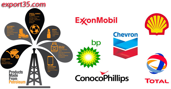 SUPERMAJOR OIL COMPANIES