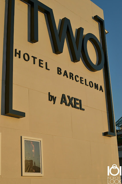 """Two Axel Hotel Barcelona"""