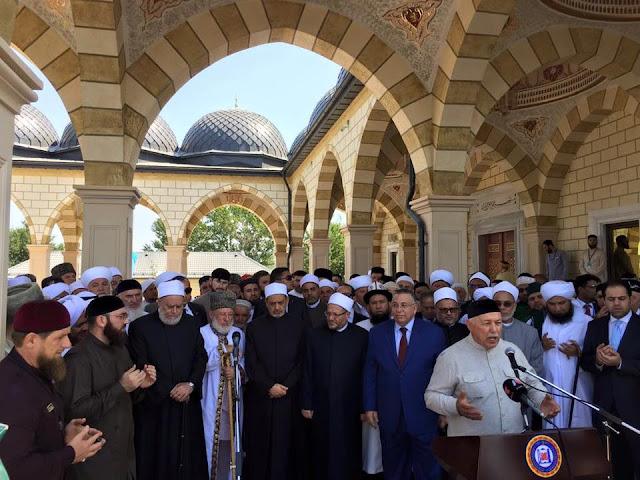 Hasil Rekomendasi Konferensi Ulama Aswaja Internasional di Chechnya (25-27 Agustus 2016)