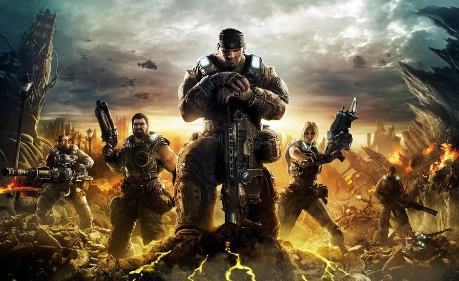 """Adaptação do game """"Gears of War"""" terá roteirista de Avatar 2"""