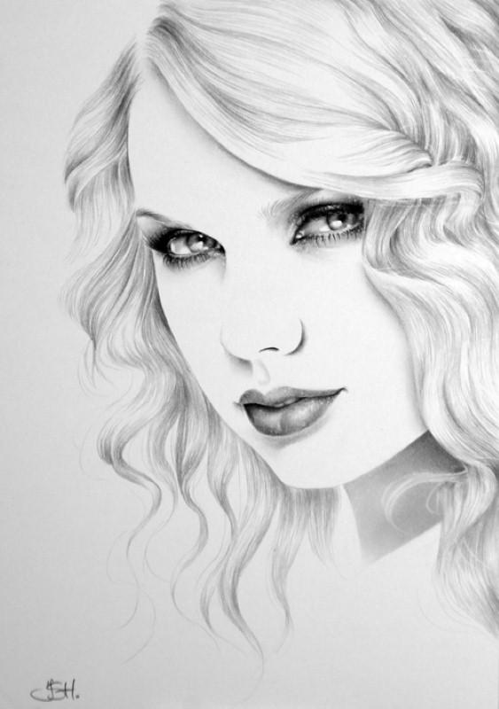 Нарисованные картинки фото