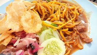 Resep membuat mie Aceh