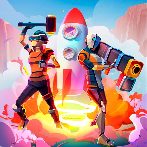 Rocket Royale v1.8.8 Apk Mod [Dinheiro Infinito]
