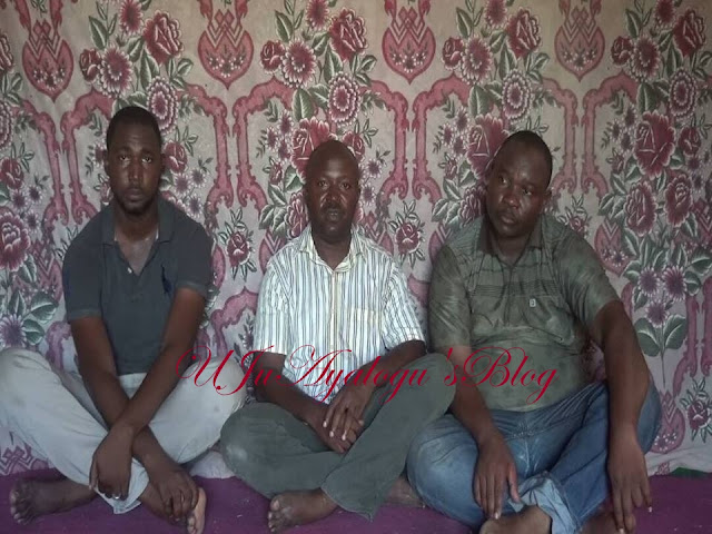Boko Haram releases Photograph of Abducted UNIMAID staff