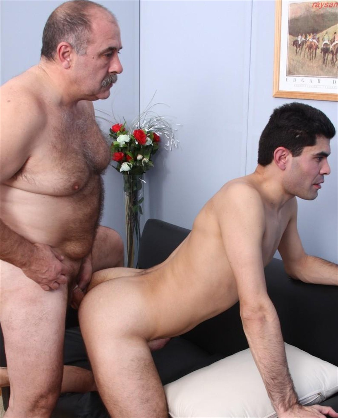 Daddy gay photo porno