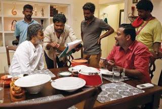 Kabali Movie Shooting Spot Stills