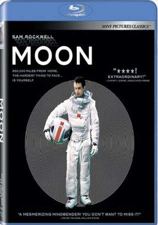 Moon 2009 BluRay Hindi Dual Audio 980MB 720p Watch Online Full Movie Download bolly4u