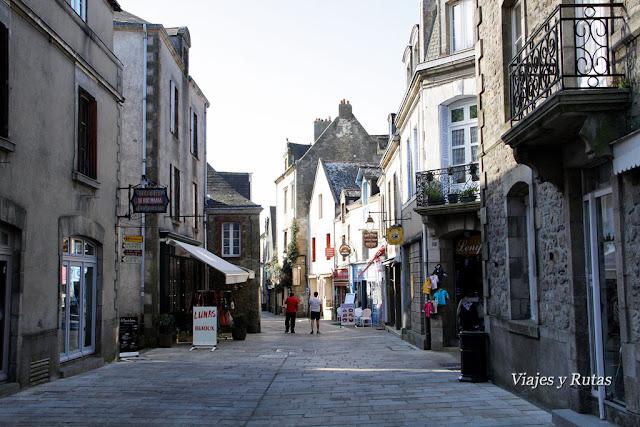 Rue du Pilori, Guerande-