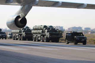 Sistem Rudal S-400 Turki