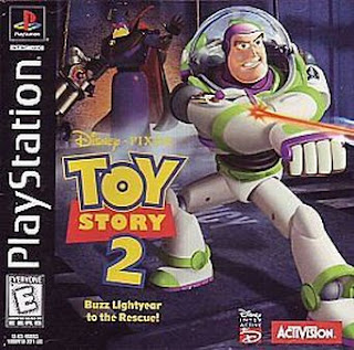 Toy Story 2 Ps1