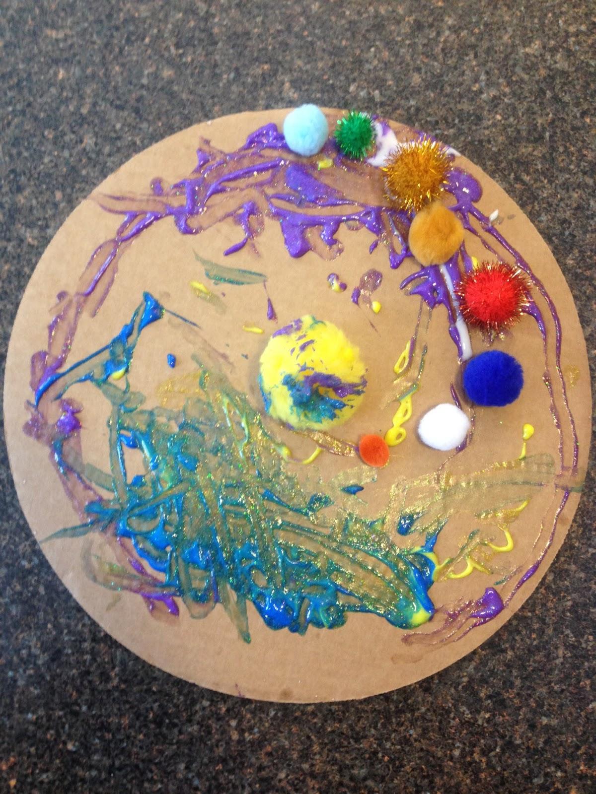 Mama's Little Homeschool: Preschool Space Exploration Unit