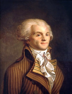 World History: Imaginary Interview with Robespierre