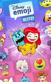 Game Disney Emoji Blitz Apk
