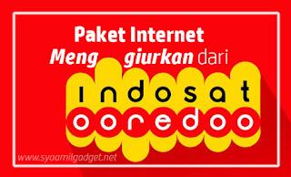 Paket Internet Menggiurkan dari Ooredoo