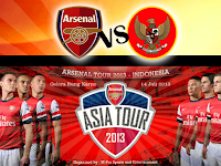 Indonesia vs Arsenal