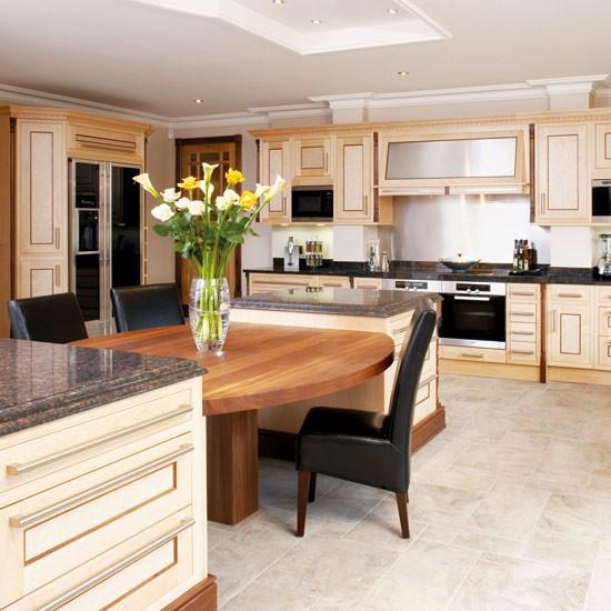 Home Interior Design Ideas For Kitchen: New Home Interior Design: Kitchen-diner Ideas
