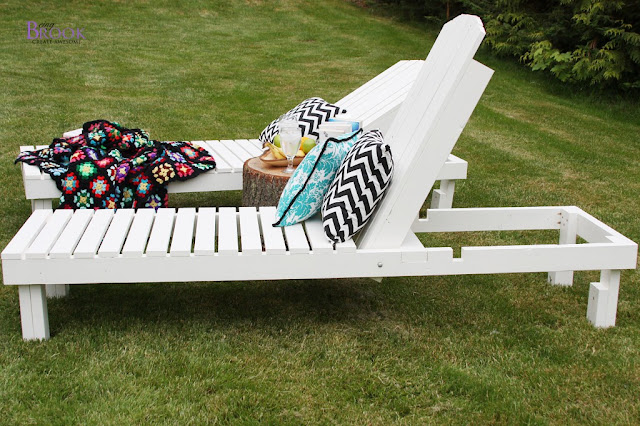 Ana White Chaise Lounges Beingbrook
