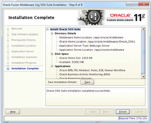 Cloud and Mobile Security: OIM 11G R2 PS3 Lab 1: Installation