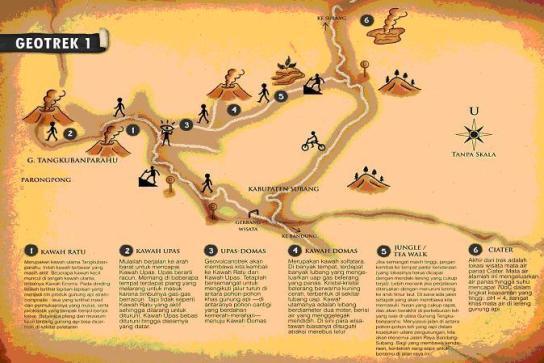geotrek 1 - BERWISATA DI CEKUNGAN BANDUNG NAPAK TILAS BUJANGGA MANIK