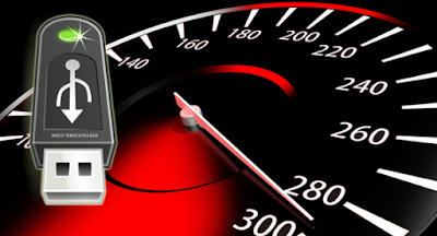 Flash Drive Speed Up