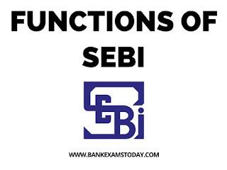 sebi functions