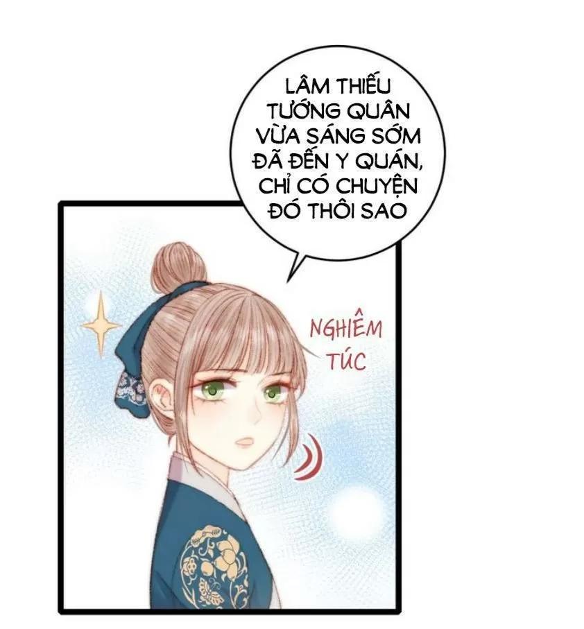Nàng Phi Cửu Khanh - Thần Y Kiều Nữ chap 67 - Trang 23