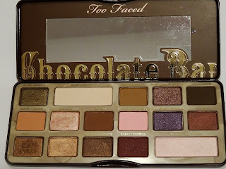 Chocolate bar Too Faced + recenzja
