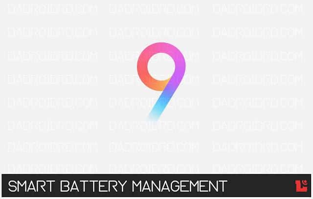 Cara membuat konsumsi baterai MIUI 9 lebih irit