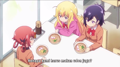 DOWNLOAD Gabriel DropOut Episode 2 Subtitle Indonesia