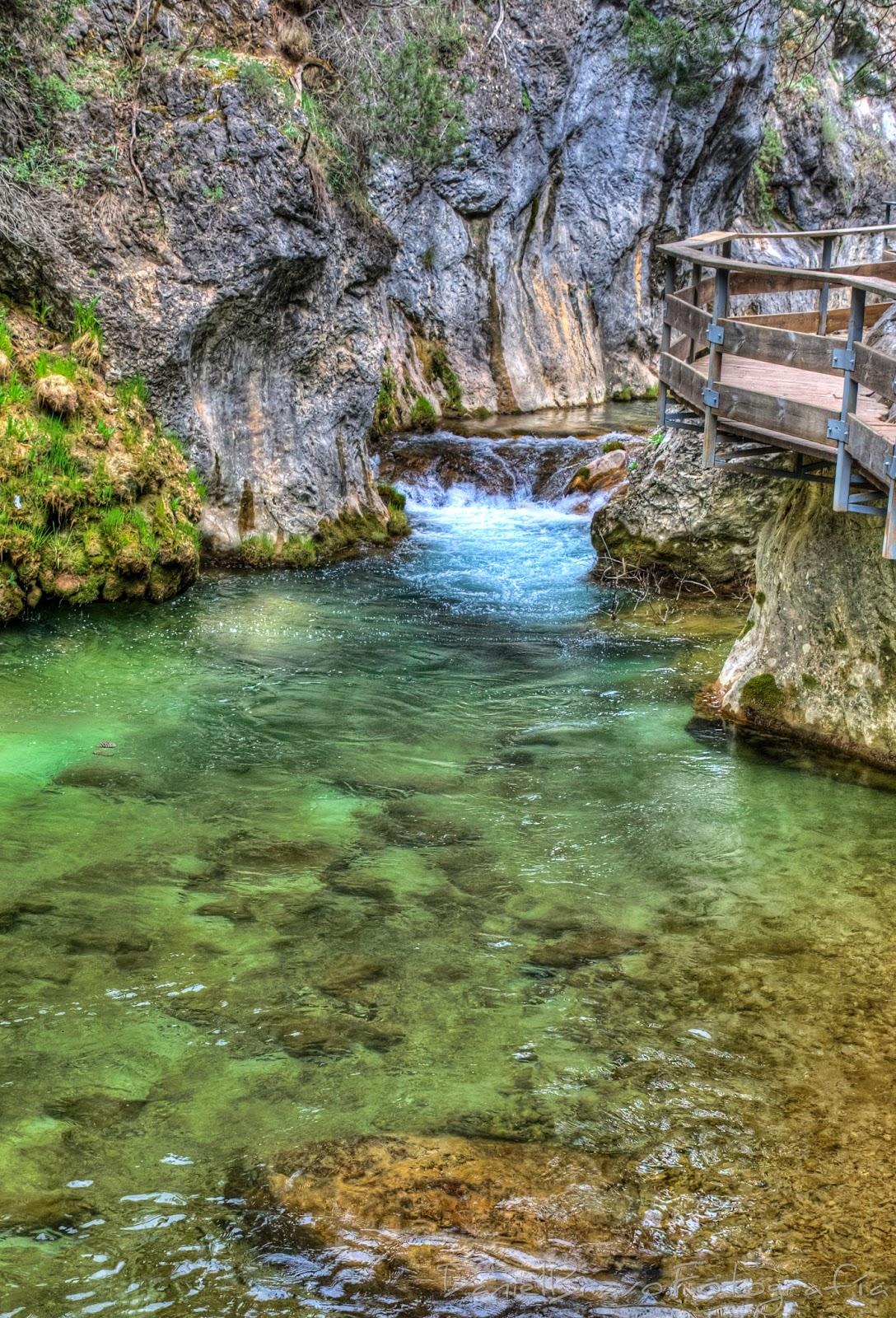 Cerrada de Elías, Cazorla, Jaén, rutas, senderismo, aventura, río Borosa