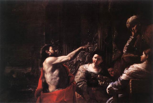 Resultado de imagem para Marcos 6,17-29