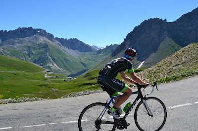 Cycling Alpes. Parte 1