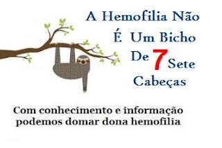 informações sobre hemofilia