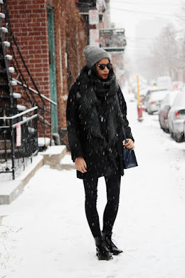 Inspiracje zimowe